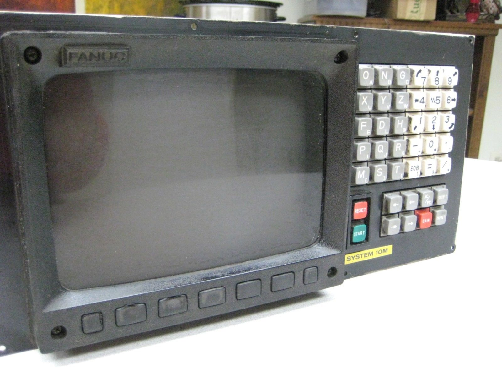 Fanuc CNC Series FS10, FS11,  FS15