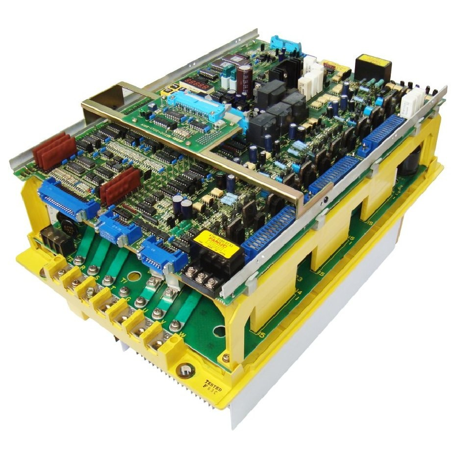 Fanuc S-Series Spindle Amplifier Module