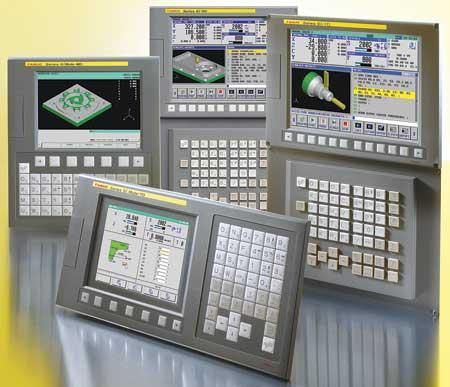 Fanuc CNC Series FS0i-A  FS0i-B, FS0i-C, FS0i-D, FS0i-F