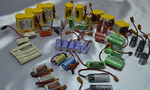 FANUC Batteries