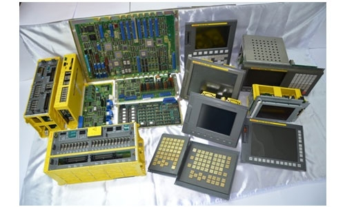 FANUC CNC Controllers & Main Boards