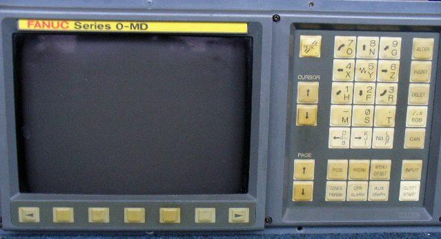 Fanuc CNC Series FS0A, FS0B,  FS0C, FS0D